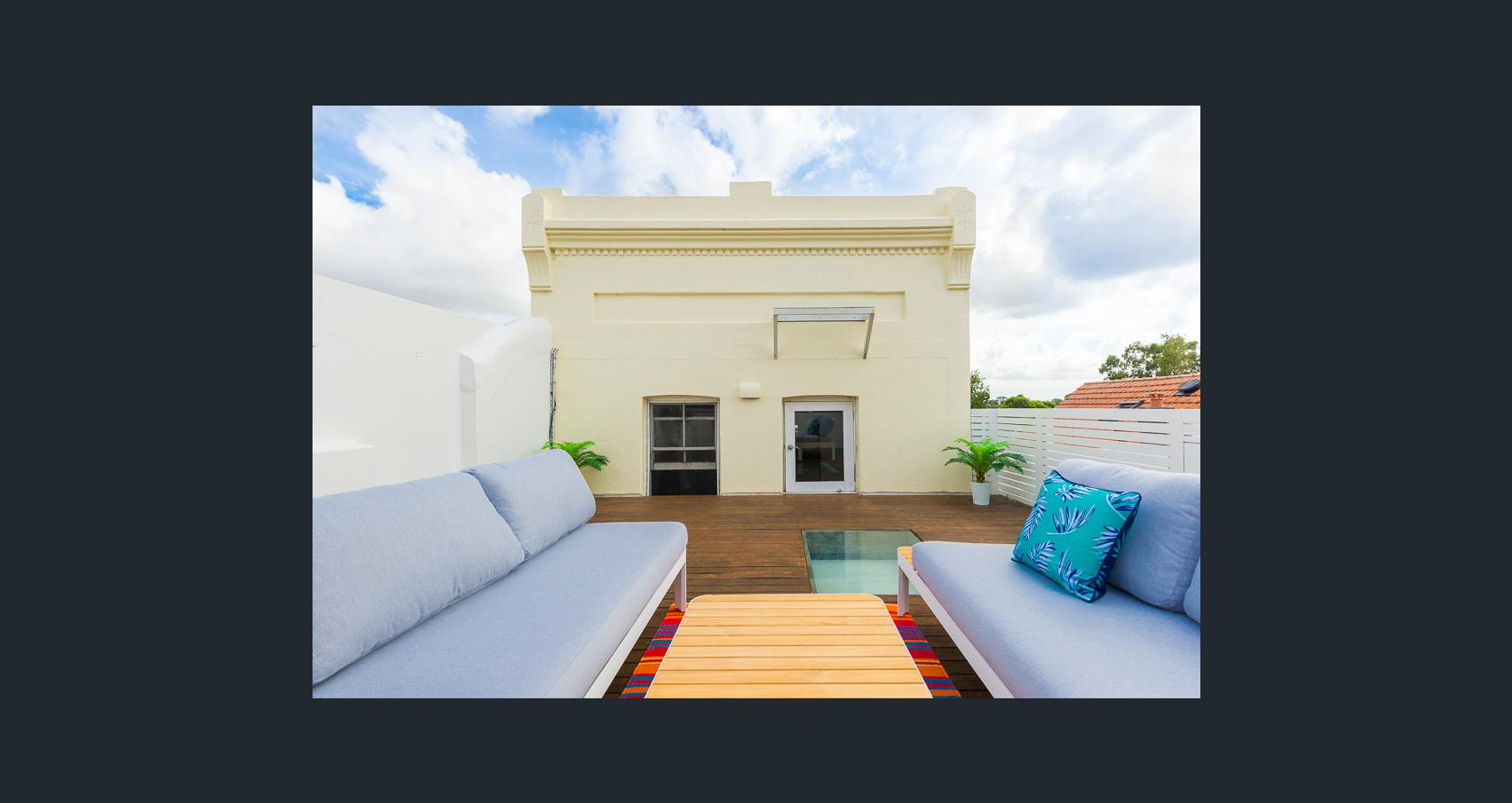 37 Junction Rd roof deck